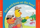 Bert and Ernie at the Pond