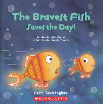 The Bravest Fish Saves the Day!