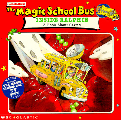 The magic school bus inside ralphie